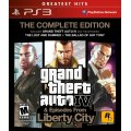 Grand Theft Auto IV: The Complete Edition (Greatest Hits)