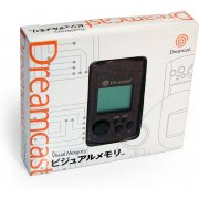 Dreamcast Visual Memory Card VMS/VMU (D-Direct Wood Grain Design)