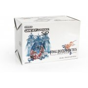 Game Boy Advance SP - Final Fantasy Tactics Pearl White Limited Edition (110V)