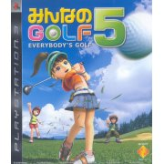Minna no Golf 5