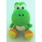 Yoshi Island Colorful Stuffed Toy (Green)