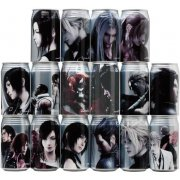 Final Fantasy VII 10th Anniversary Potion (canned softdrink)