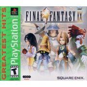 Final Fantasy IX (Greatest Hits) [Damaged Case]