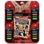 Buzz! The Hollywood Quiz (w/ Buzzers)