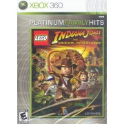 LEGO Indiana Jones (Platinum Family Hits)