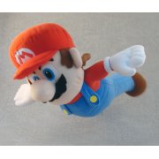 Super Mario Galaxy DX 1 Plush Doll: Mario