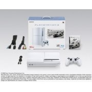 PlayStation3 Console (HDD 80GB Model Gran Turismo 5 Prologue Spec III Bundle) - Ceramic White