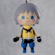 Kingdom Hearts Avatar Mascot Phone Strap: Riku (Re-run)