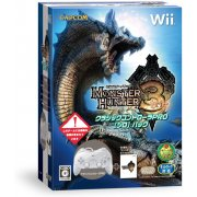 Monster Hunter 3 (w/ Classic Controller Pro White)