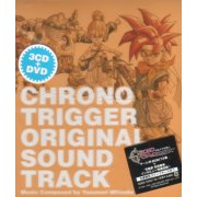 Chrono Trigger Original Soundtrack (DS Version) [3CD+DVD]