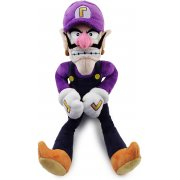 Super Mario Plush Series Plush Doll: Waluigi (Small Size)