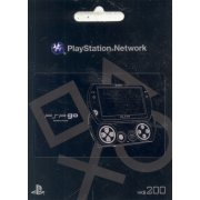 PlayStation Network Card / Ticket -PSP Go- (200 HKD / for Hong Kong network only)