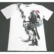 Final Fantasy XIII Original T-Shirt (Odin) Men Size L