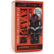 Neon Genesis Evangelion Kubrick No.256 Pre-Painted Trading Figure