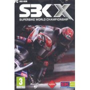 SBK X: Superbike World Championship (DVD-ROM)