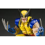 X-Men Danger Room Sessions 1/6 Scale Pre-Painted Cold Cast Fine Art Statue: Wolverine