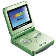 Game Boy Advance SP - Pearl Green (110V)