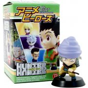 Hunter x Hunter Mini Big Head Collection Pre-Painted PVC Trading Figure