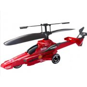 Silverlit R/C Infrared Control Helicopter Air Racer (Red)
