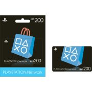 PlayStation Network Card / Ticket (200 HKD / for Hong Kong network only) 