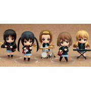Nendoroid Petite Pre-Painted Trading Figure: K-ON! Season 1 (Re-run)