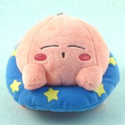 Kirby Star Mascot Key Chain: Sleeping Kirby
