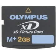 Olympus (M+)  XD Card 2GB