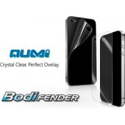 Aumi iPhone 4 Bodi Fender  (Crystal Clear)