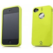 Polished Polimor iPhone 4/ 4S protective Case (Green)