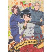 Hetalia Axis Powers [Episodes 27-52]