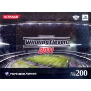 PlayStation Network Card / Ticket - World Soccer Winning Eleven 2011 (200 HKD / for Hong Kong network only)