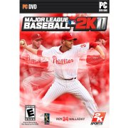 Major League Baseball 2K11 (DVD-ROM)