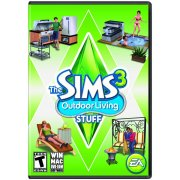 The Sims 3: Outdoor Living Stuff (DVD-ROM)