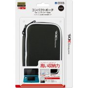 Compact Pouch 3DS (Black)