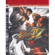 Street Fighter IV [Greatest Hits]