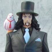 One Piece Piece High Spec Coloring Vol.5 Pre-Painted PVC Figure: Rob Lucci