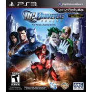 DC Universe Online (Game Activation code Used)
