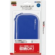 Compact Pouch 3DS (Deep Blue)