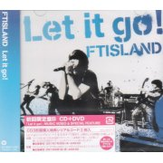 Let It Go [CD+DVD Limited Edition Type B]