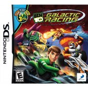 Ben 10: Galactic Racing