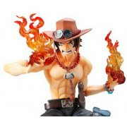 Excellent Model P.O.P. 1/8 Scale One Piece Neo DX   Pre-Painted PVC Figure: Portgas D Ace (Re-run)