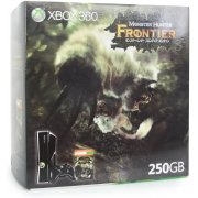 Xbox 360 Console (250GB) Monster Hunter Frontier Online Trial Pack [Limited Edition]