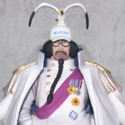 One Piece High Spec Coloring Vol.6 Pre-Painted PVC Figure: Sengoku