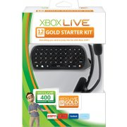 Xbox 360 Live 12-Month Messenger with 400 Points Gold Starter Pack