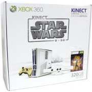 Xbox 360 S Limited Edition Kinect Star Wars Console (320GB)
