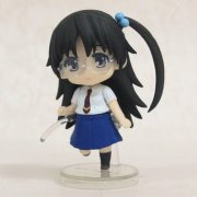 Nendoroid Petite To Aru Majutsu no Index II Non Scale Pre-Painted PVC Figure: Kazakiri Hyouka