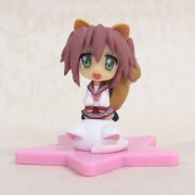 Lucky Star Non Scale Pre-Painted PVC Figure: Mini Display Special Asst. 6