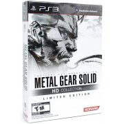 Metal Gear Solid HD Collection (Limited Edition)