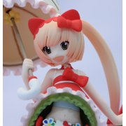 Hello Kitty to Issho! Non Scale Pre-Painted PVC Figure: Nekomura Iroha