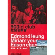 Music Is Live 2011 903id club Eason Chan x Miriam Yeung x Edmond Leung [2CD+2DVD]